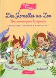 Sophie Rigal-Goulard et Camille Roy - Des jumelles au zoo  : Une maman pour les tigreaux.