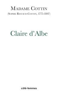Sophie Ristaud-Cottin - Claire d'Albe.