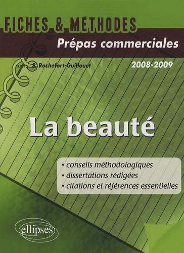 Sophie Rochefort-Guillouet et Michel Arouimi - La beauté - CPGE commerciales.