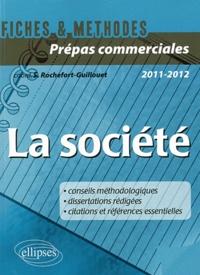 Sophie Rochefort-Guillouet - La société Prépas Commerciales.