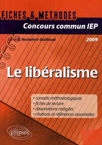 Sophie Rochefort-Guillouet - Le libéralisme.