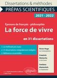 Sophie Rochefort-Guillouet et  Collectif - Le nouveau thème en x dissertations. Épreuve de français/philosophie. Prépas scientifiques 2021-2022.