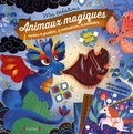 Sophie Rohrbach - Animaux magiques - Cartes à gratter, à métalliser, à pailleter.