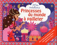 Deedr.fr Princesses du monde à pailleter Image