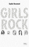 Sophie Rosemont - Girls rock.
