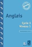 Sophie Rosenberger - Anglaiscycle 3 niveau 1. 1 CD audio