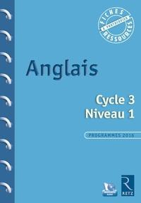 Anglaiscycle 3 niveau 1 - Sophie Rosenberger |