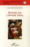 Sophie Roux - Retours sur l'affaire Sokal.