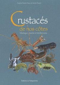 Histoiresdenlire.be Crustacés de nos côtes - Atlantique, Manche et Méditerranée Image