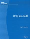 Sophie Sabathier - Droit du crédit.