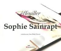 Sophie Sainrapt - Effeuiller.