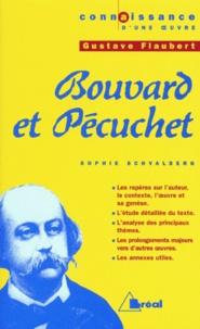 """Sophie Schvalberg - Gustave Flaubert, """"Bouvard et Pécuchet""""."""