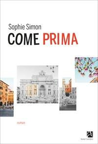 Sophie Simon - Come prima.