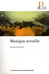 Sophie Stévance - Musique actuelle.