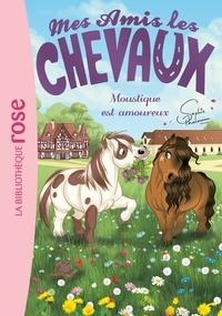 Sophie Thalmann - Mes amis les chevaux Tome 16 : Moustique est amoureux.