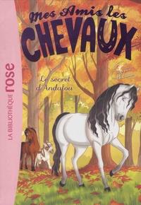 Sophie Thalmann - Mes amis les chevaux Tome 19 : Le secret d'Andalou.