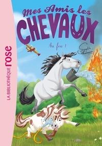 Sophie Thalmann - Mes amis les chevaux Tome 30 : Au feu !.