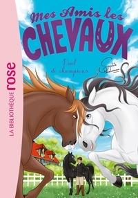 Sophie Thalmann et Natacha Godeau - Mes amis les chevaux Tome 32 : Duel de champions.