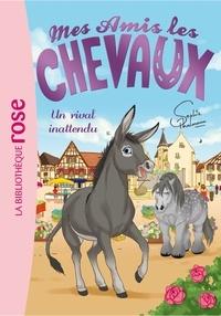 Sophie Thalmann et Natacha Godeau - Mes amis les chevaux Tome 4 : Un rival inattendu.