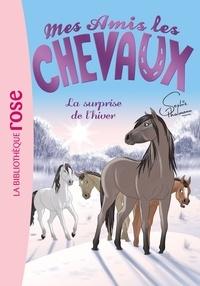 Sophie Thalmann - Mes amis les chevaux Tome 7 : La surprise de l'hiver.