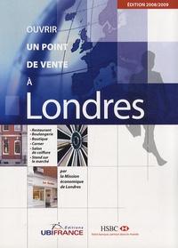 Sophie Thiard - Ouvrir un point de vente à Londres.