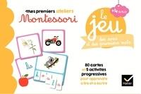 Sophie Tovagliari et Isabelle Chauvet - Le jeu Montessori des sons et des premiers mots - 1 à 4 joueurs.