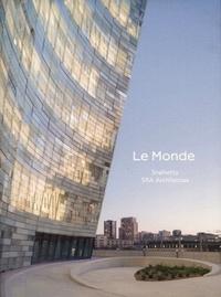 Sophie Trelcat - Le Monde - Snohetta, SRA Architectes.