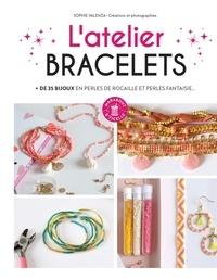 Sophie Valenza - L'atelier bracelets - + de 35 bijoux en perles de rocaille et perles fantaisie.