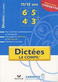 Dictées 6e, 5e, 4e, 3e - La compil.pdf