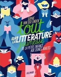 Sophie Van der Linden - Tout sur la littérature jeunesse - De la petite enfance aux jeunes adultes.