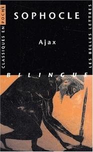 Sophocle et Alphonse Dain - Ajax - Edition bilingue français-grec.