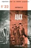 Sophocle - Ajax.
