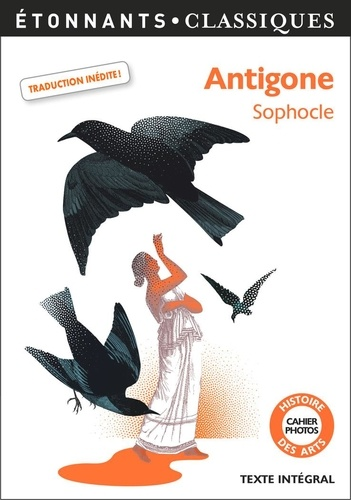 Antigone - Sophocle - Format ePub - 9782081429871 - 2,99 €