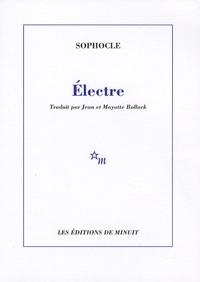 Sophocle - Electre.