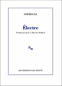 Sophocle - Electre.
