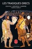 Sophocle et  Euripide - Les tragiques grecs - Théâtre complet.