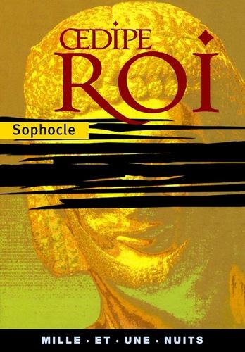 Oedipe Roi - Sophocle - Format ePub - 9782755503036 - 1,49 €