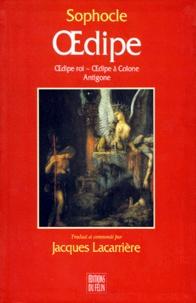 Sophocle - Oedipe....