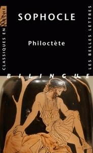 Sophocle - Philoctête - Edition bilingue français-grec.