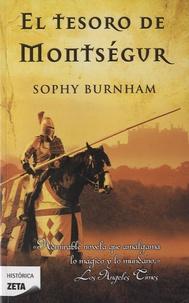 Sophy Burnham - El tesoro de Montsegur.