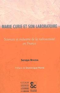 Marie Curie et son laboratoire. - Sciences et industrie de la radioactivité en France.pdf