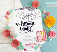 Soraya Maes - Scrapbooking & lettrage créatif.