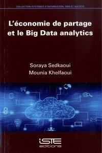 Soraya Sedkaoui et Mounia Khelfaoui - L'économie de partage et le Big Data analytics.