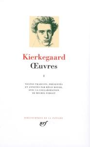 Sören Kierkegaard - Oeuvres - Tome 1.