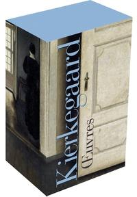 Sören Kierkegaard - Oeuvres - Coffret en 2 volumes : Tomes 1 et 2.