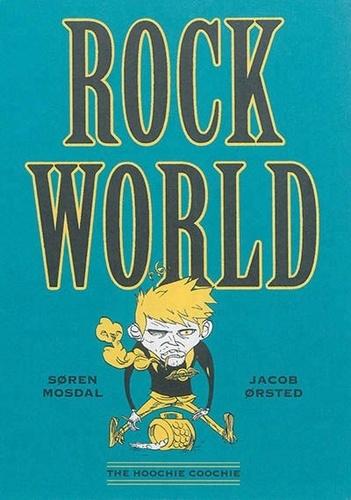 Soren Mosdal et Jacob Orsted - Rockworld.