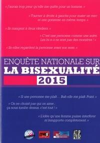 Sos Homophobie - Enquete nationale sur la bisexualite 2015.