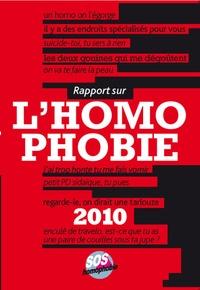 Histoiresdenlire.be Rapport sur l'homophobie Image