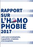 SOS homophobie - Rapport sur l'homophobie.