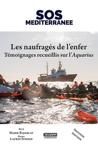 Goodtastepolice.fr Les naufragés de l'enfer - Témoignages recueillis sur l'Aquarius Image